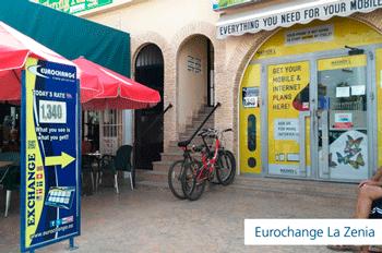 Cambio de moneda en la zenia - Oficinas de cambio de moneda ...