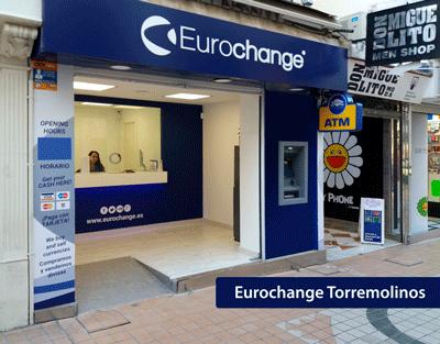 Nueva oficina de cambio en torremolinos for Oficinas de cambio de moneda en barcelona