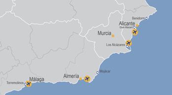 Cambio de divisas cerca del aeropuerto alicante murcia almer a y m laga - Oficinas de cambio de moneda en barcelona ...