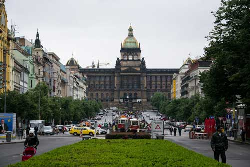 Prague National Museum - Prague, Czech Republic