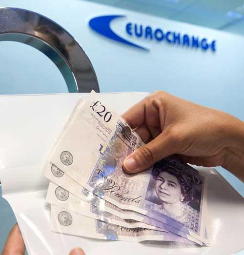 Compra tus divisas en Eurochange
