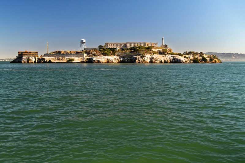 Isla de Alcatraz, San Francisco, California