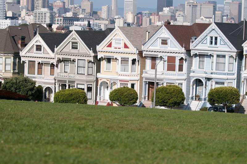 Pinted Ladies, San Francisco, California