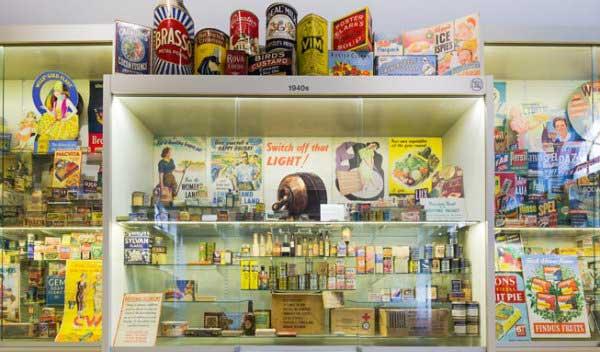 Museo de las Marcas, Packaging y Publicidad, Londres