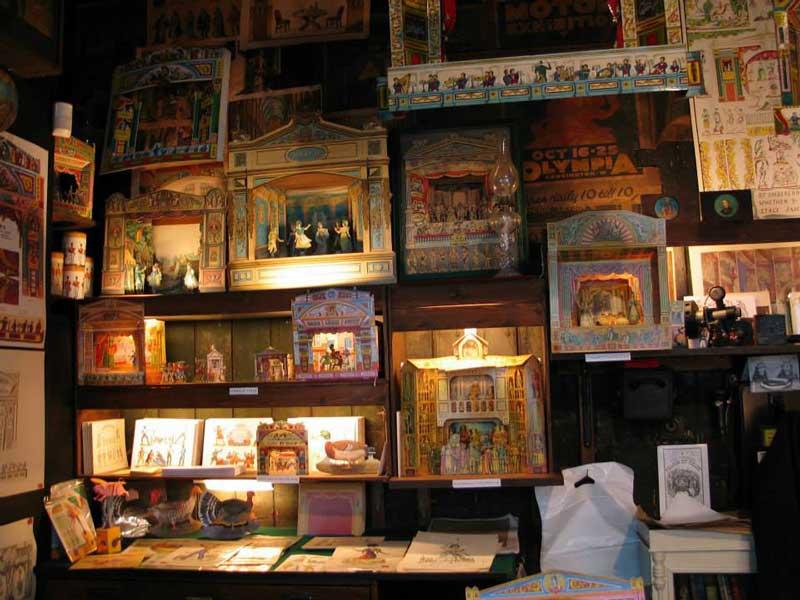 Museo de Juguetes Pollock