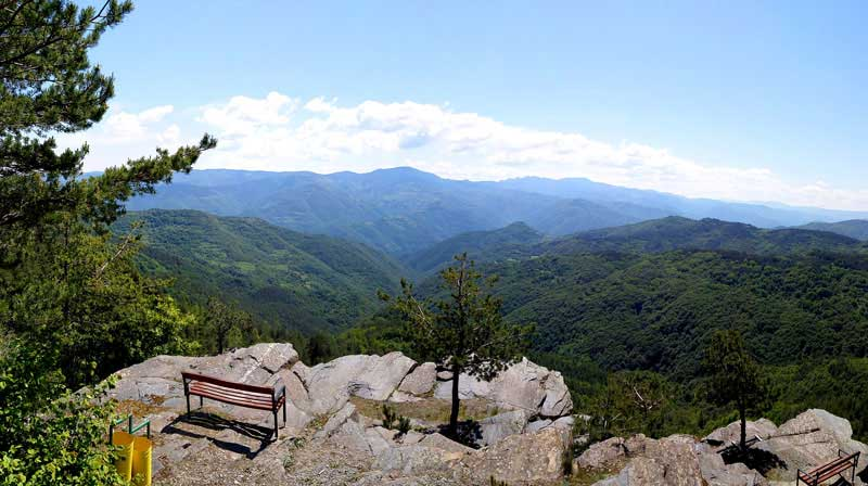 Montes Balcanes, Bulgaria