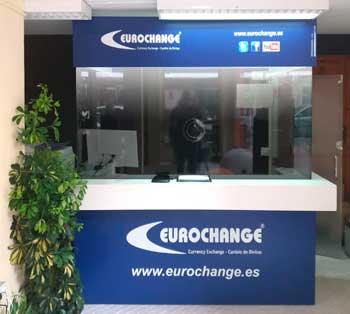 Oficina de cambio de divisa en Calpe