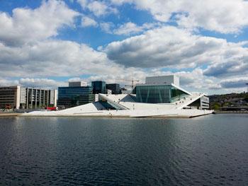 Opera House in Oslo