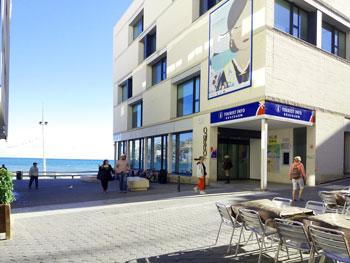Plaza Canalejas, Playa Levante - Benidorm