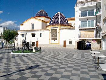Plaza Castelar - Benidorm
