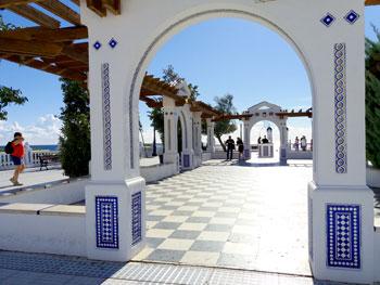 Plaza del Castillo - Benidorm