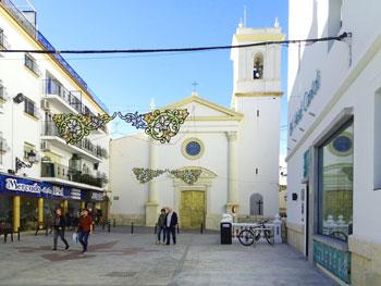 Plaza de San Jaime - Benidorm