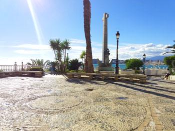 Plaza de la Señoría - Benidorm