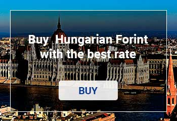 Buy Hungarian Forints with the best rates in Spain