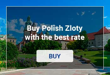 Buy Polish Zloty with the best rate in Spain