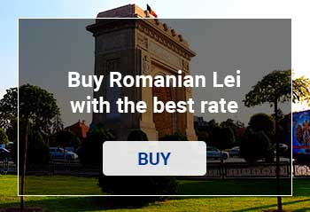 Buy Romanian Lei with the best rate in Spain