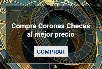 Comprar Coronas Checas por internet