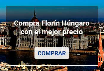 Comprar Florines Húngaros por internet