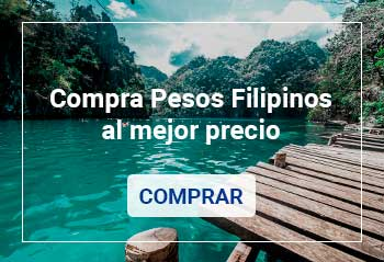 Comprar Pesos Filipinos en Internet