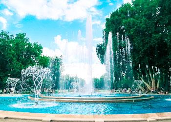Fuente del Agua en Isla Margarita