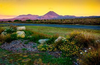 Parque Nacional Tongariro, Nueva Zelanda