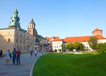 Castillo de Wawel y Catedral, Cracovia