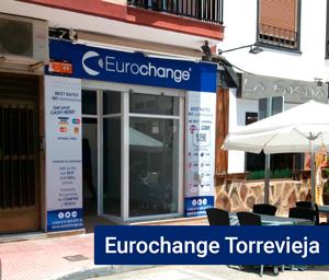 New location: Eurochange Torrevieja