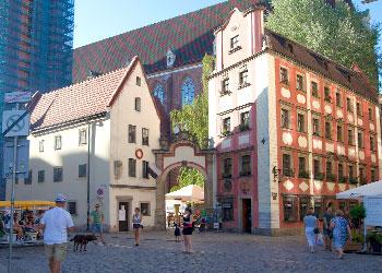 Hansel y Gretel, Wroclaw