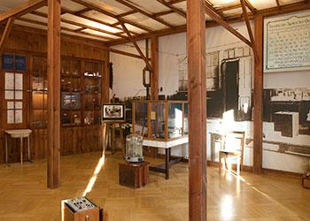 Habitación en el Museo de Marie Curie