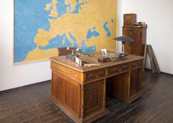 Oscar Schindler's office in Krakow