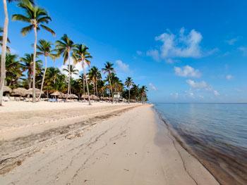 Punta Cana in Dominican Republic