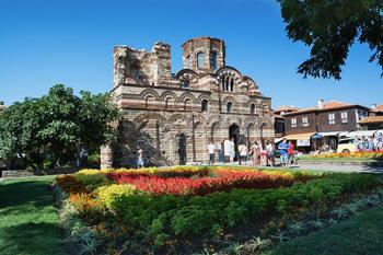 Ciudad Antigua de Nessebar, Bulgaria