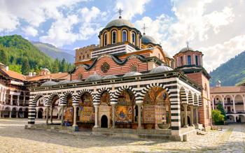 Monastery of Rila, Bulgaria