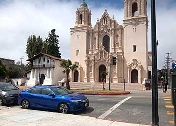 Antigua Misión Dolores en San Francisco