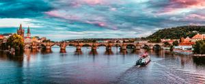 Romantic getaway in Prague