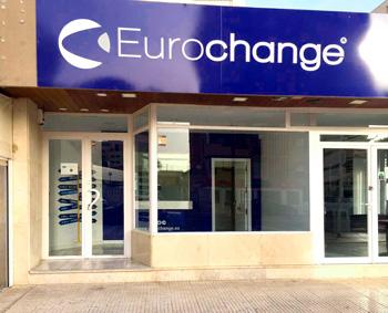 Nueva oficina de cambio de moneda en El Campello