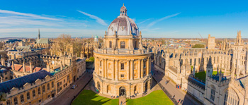 Camera Radcliffe - Excursión de 1 día desde Londres