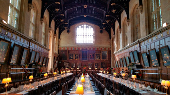 Comedor Christ Church College - Excursión de 1 día desde Londres