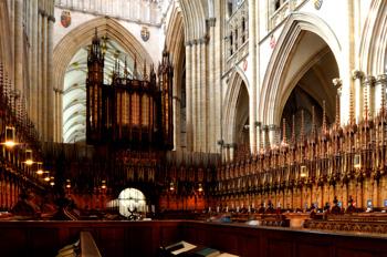 Coro de la Catedral de Canterbury - Excursión de 1 día desde Londres