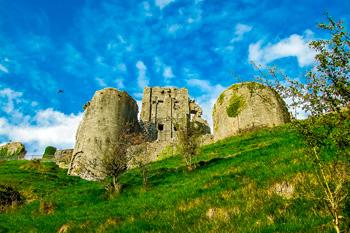 Castillo Corfe en Dorset - Excursión de 1 día desde Londres