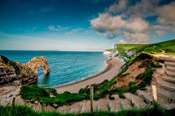 Durdle Door en Dorset - Excursión de 1 día desde Londres
