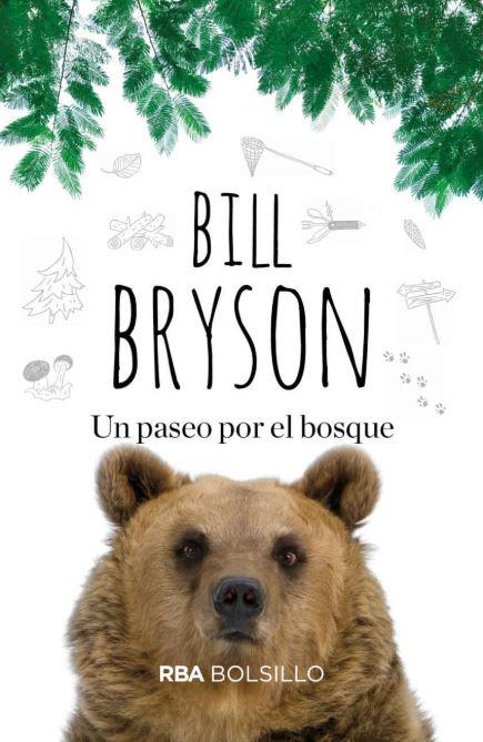 Un paseo de por el bosque de Bill Bryson