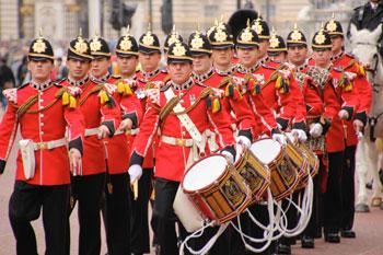 Cambio de la Guardia de Buckingham  - 10 cosas gratis que hacer en Londres
