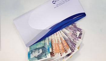 Comprar Libras en Eurochange