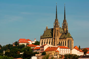 Cathedral of Brno, Czech Republic