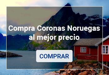 Comprar Coronas Noruegas online