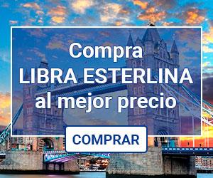Cambiar Euros a Libras al mejor precio. Compra online.