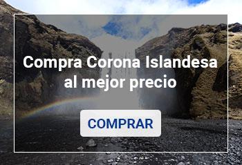 Comprar Coronas Islandesas online