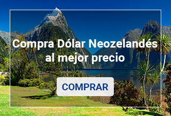 Compra Dólares Neozelandeses en Eurochange
