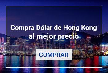 Comprar Dólares de Hong Kong al mejor precio